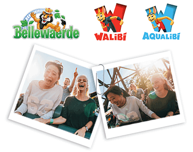 Walibi, Bellewaerde of Aqualibi!