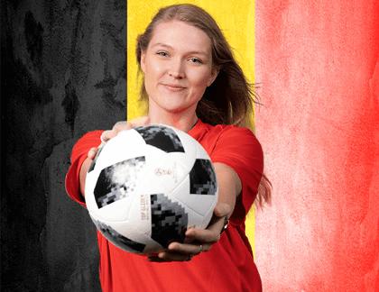 Chaque jour, gagnez 2 tickets pour Belgique-Portugal