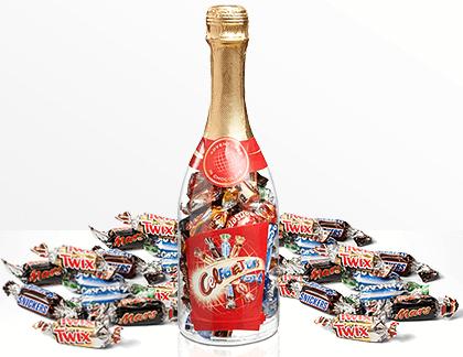 Manutan knalt het nieuwe jaar in met gratis fles celebrations!