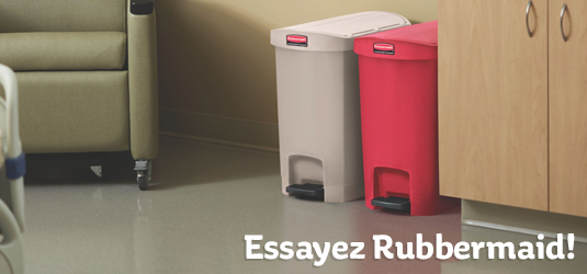 Promotion Rubbermaid