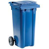 Mobiele afvalcontainer 120l