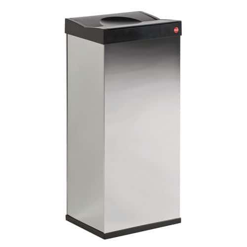 poubelle avec couvercle fermeture automatique 60 l. Black Bedroom Furniture Sets. Home Design Ideas