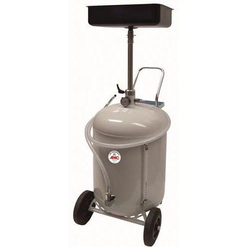 Opvangbak voor pneumatische olie - Capaciteit 100 L