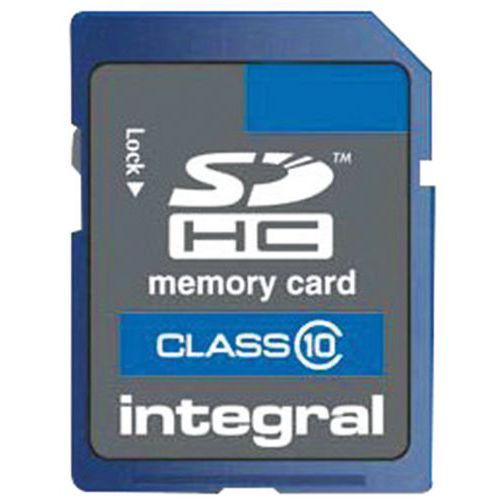 SDHC-geheugenkaart 4 GB - Integraal