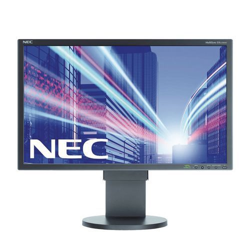 Cran nec multisync e223w for Ecran photo nec