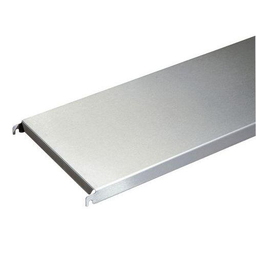 Extra legbord voor RVS-tafelwagen belasting 200 kg