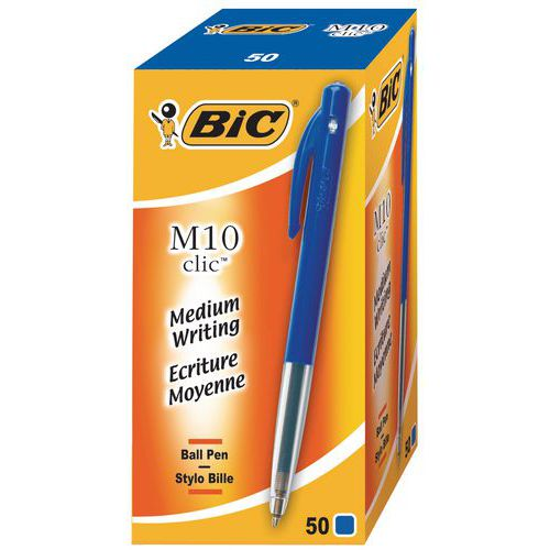 Balpen Bic® M10 Clic