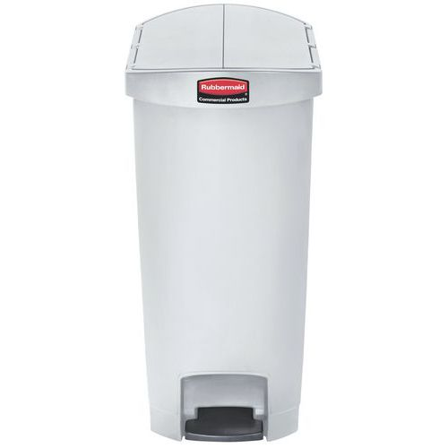Kunststof afvalcontainer Rubbermaid 50 litres