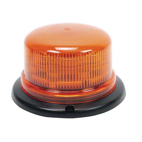 Zwaailicht - Permanente bevestiging - 8 LED's B16