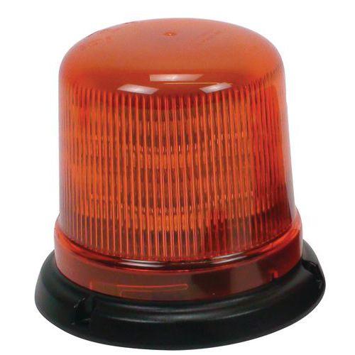 Zwaailicht - Permanente bevestiging 10 LED's B14