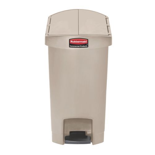 Kunststof afvalcontainer Rubbermaid 30 litres