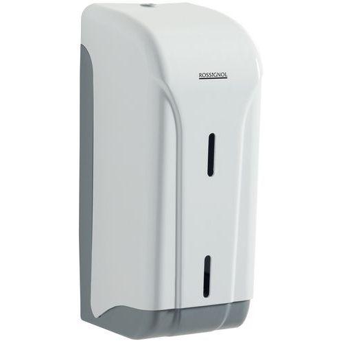 Combi kunststof toiletpapier dispenser