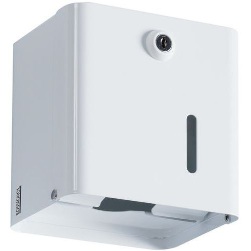 Combi toiletpapier dispenser