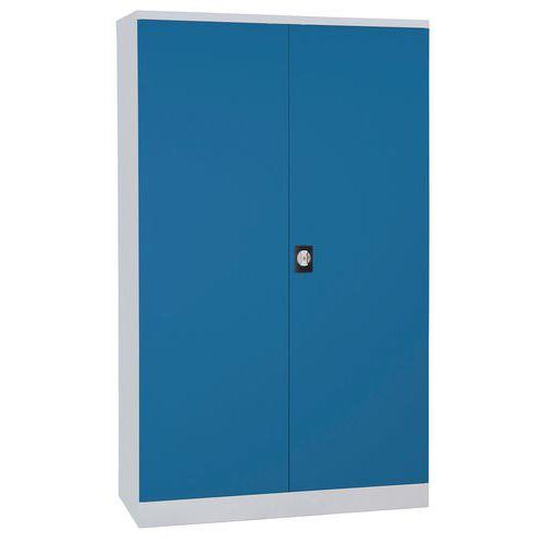 Armoire haute portes battantes monter largeur 120 cm - Armoire chambre 120 cm largeur ...