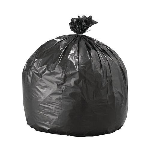 Sac-poubelle noir - Supertène - Déchet lourd - 100 à 130 L
