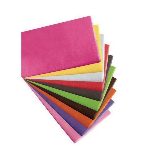Zijdevloeipapier - Kleur - Pak van 480 vellen