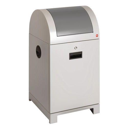 ProfiLine recycling afvalbak met binnenemmer 40 ltr tot 70 ltr - Hailo