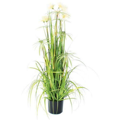Kunstplant Pluimgras Pom Pom 120cm - Vepabins