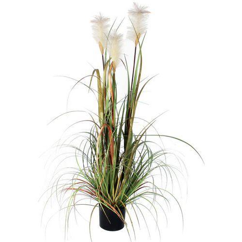 Kunstplant Pluimgras Foxtail 120cm - Vepabins
