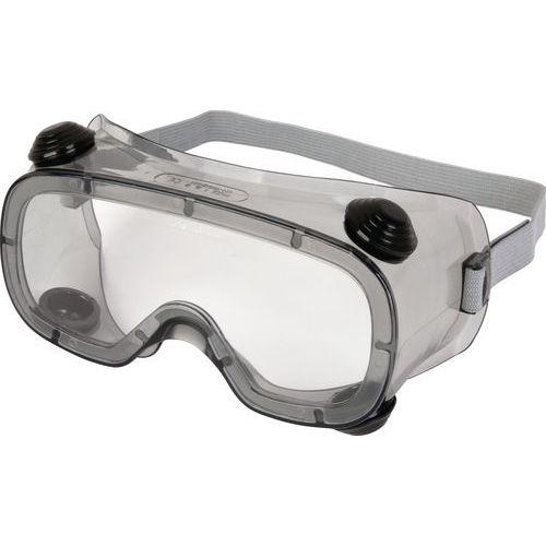 Maskerbril Kleurloos Polycarbonaat Indirecte Ventilatie Ruiz