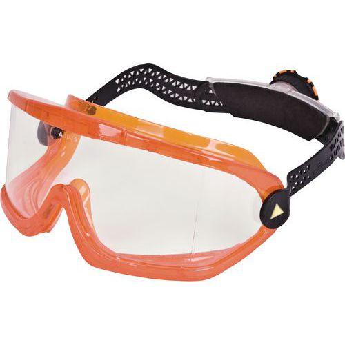 Maskerbril Kleurloos Polycarbonaat Rotor®-Systeem Saba