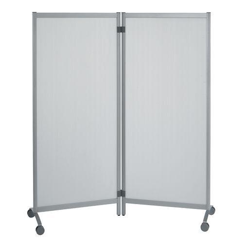 Cloison mobile - Lot de 2 - Paperflow