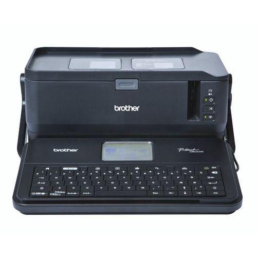 Labelprinter PT-D800 Brother azerty