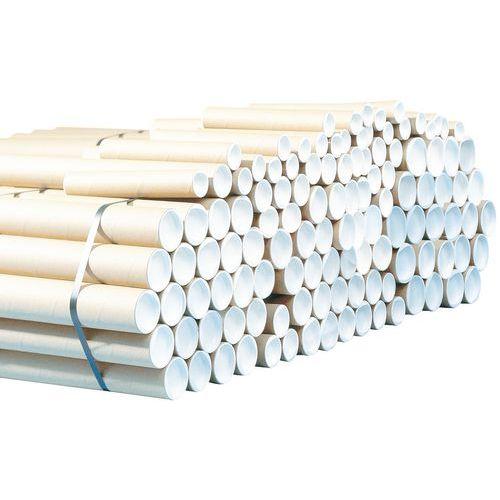 Tube d'expédition avec bouchon - Recyclable