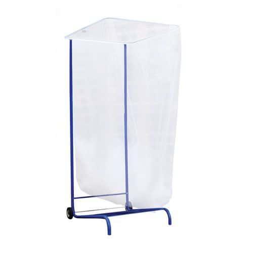 Afvalbak met groot volume - Instelbaar op 1000, 1500 en 2500 l