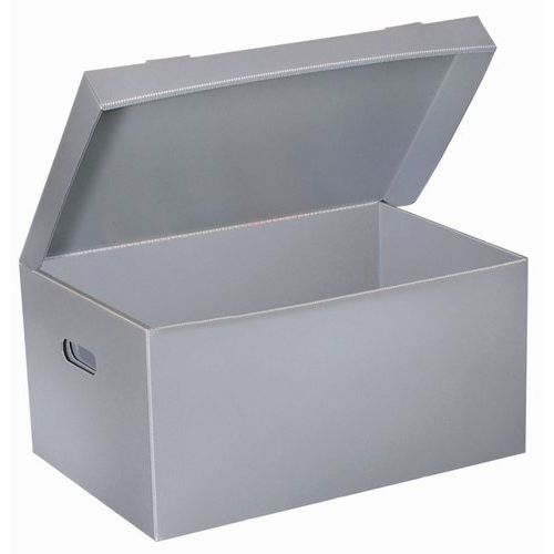 Archiefbox van alveolair polypropyleen