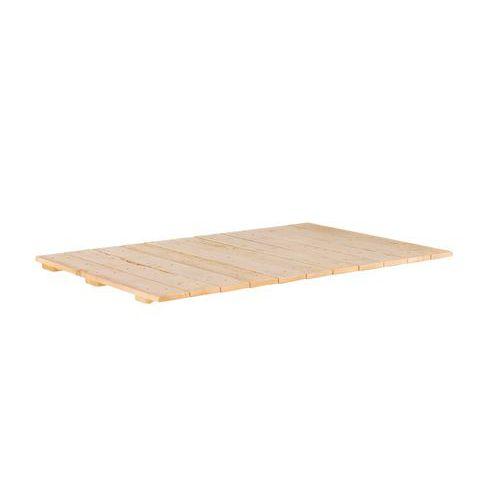 tablette bois clip fix largeur 1260 mm. Black Bedroom Furniture Sets. Home Design Ideas