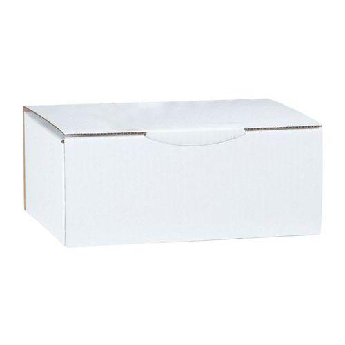 Boîte d'expédition carton - Éco - Blanc