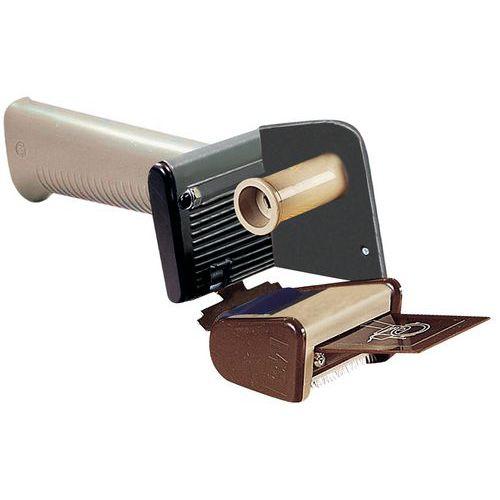 Geruisloze ergonomische dispenser - Instelbare rem