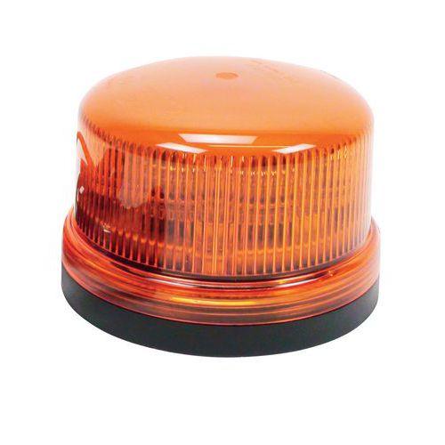 Gyrophare de signalisation - Fixation magnétique 8 LED B16M