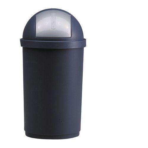 Afvalbak van kunststof