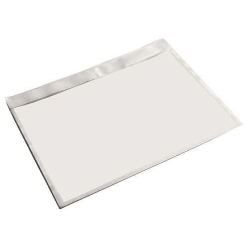 Documentenhoes - Wit kraftpapier - Zonder opdruk