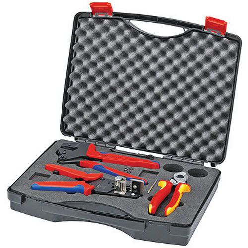 Gereedschapskoffer voor fotovoltaïek _ 97 91 01 KNIPEX