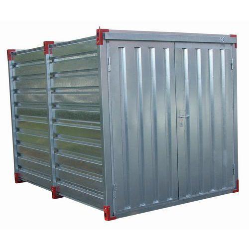 Opslagcontainer - Opvangvermogen 200 L - Opening smalle zijde