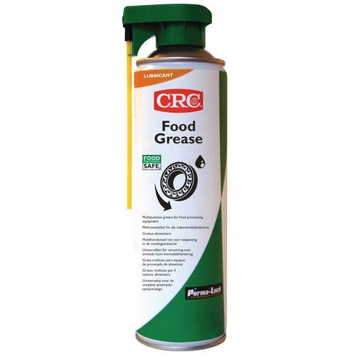 Multifunctioneel smeermiddel voor de voedingsindustrie