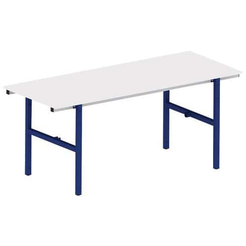 Table d'emballage modulaire