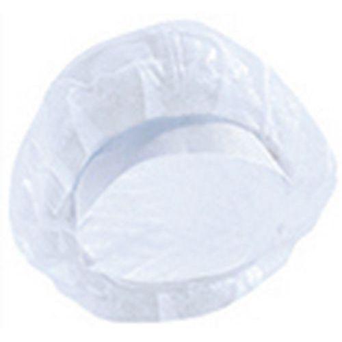 Blauw Haarkapje met klep Van Polypropyleen