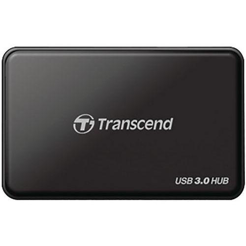 Hub 4 USB 3.0-poorten - Transcend