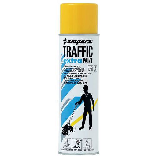 Lijnspuitbus Traffic extra voor Perfekt Striper®