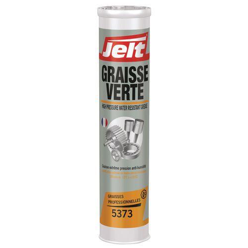 Graisse verte adhésive extrême pression Jelt 5373