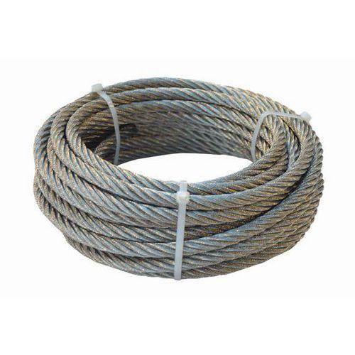 C ble en acier inoxydable en couronne 12 m tres - Cable acier 6mm ...