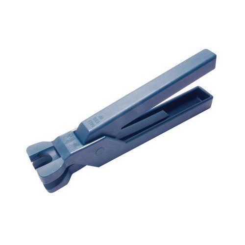 Pince d'assemblage pour flexibles