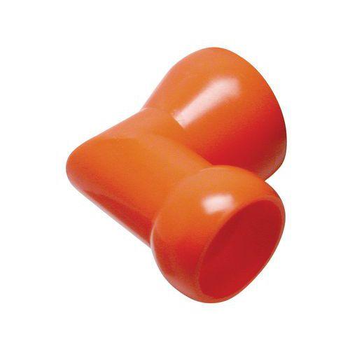 Flexible gros débit 1/2 - Coude mâle/femelle