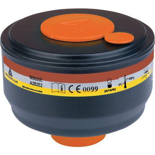 Dispenser met Filterpatronen A2B2E2