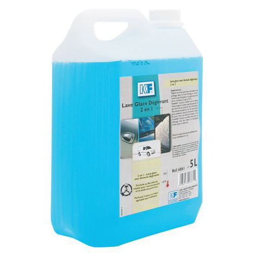 Ruitensproeiervloeistof antivries 5 liter - KF
