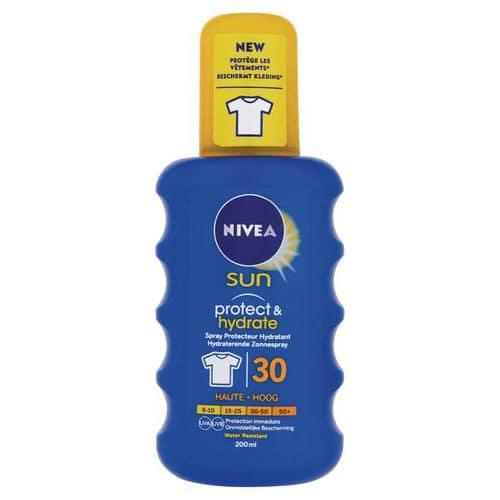 Crème solaire Nivea
